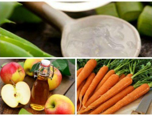 Soignez vos varices avec un mélange à essayer d'aloe vera, carotte et vinaigre de cidre